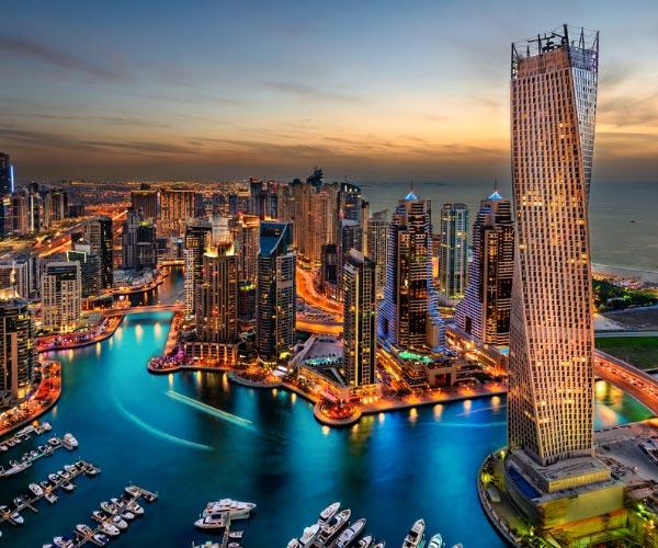 Flug+Hotel Dubai